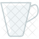 Dish Coffee Cup Icon