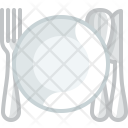 Dish Cutlery Deep Icon