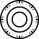 Dish Deep Plate Icon