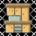 Dish Cabinet Icon