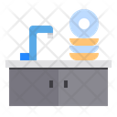 Faucet Kitchen Sink Icon