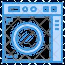 Washer Washing Machine Household Appliance Icon