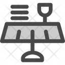 Dishes Glass Meal Icon
