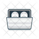 Dishes Plates Rack Icon