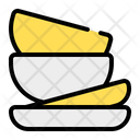 Dishes Plate Plates Icon