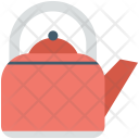 Dishware Tea Kettle Icon