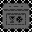 Dishwasher Kitchen Home Icon
