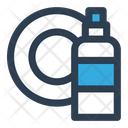 Dishwasher Cleaning Cleaner Icon