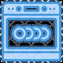 Dishwasher Washer Kitchen Icon
