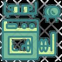 Dishwasher Dishwasher Washer Icon