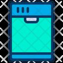 Washer Machine Washing Icon