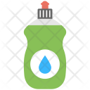 Dishwashing Liquid Bottle Icon