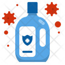 Disinfectant Cleaning Clean Icon
