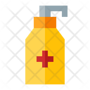 Disinfectant Healtcare Cleaning Icon