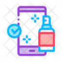 Disinfection Icon