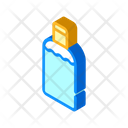 Disinfection Gel Bottle Icon