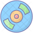 Disk Cd Compact Icon