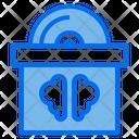 Disk Data Storage Icon