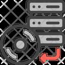 Disk Disc Storage Icon
