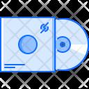 Disk Data Information Icon