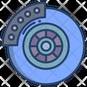 Disk Break Break Disk Icon