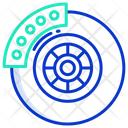 Disk Break Icon