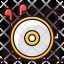 Disk Jockey Dj Dj Mixer Icon