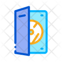 Disk Scratch Protection Icon
