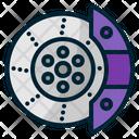 Diskbrake Icon