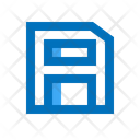 Disket Document File Icon