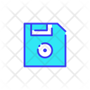 Disket Save Memory Card Icon