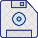 Diskette Floppy Floppy Disk Icon