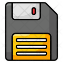 Floppy Floppy Disc Data Disk Icon