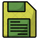 Diskette Floppy Interface Icon