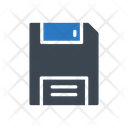 Floppy Diskette Save Icon