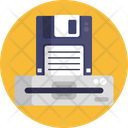 Hardware Storage Device Computer Icon