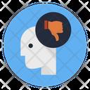 Dislike Unlike Not Support Icon