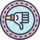 Fail Failure Fiasco Icon