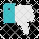 Dislike Thumb Dislove Icon