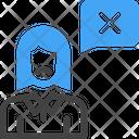 Dislike Disagree User Icon