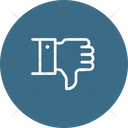 Bad Service Feedback Icon