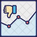 Dislike Position Icon