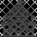 Disneyland Palace Castle Palace Icon