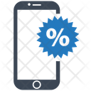 Mobile Offer Communication Icon