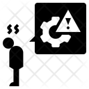Disorder Error Problem Icon