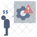Disorder Error Problem Icon