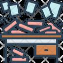 Disorganize Icon