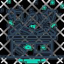 Disorganized Icon