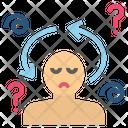 Disorientation Confusion Blur Icon