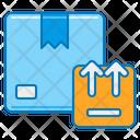 Dispatch Parcel Icon